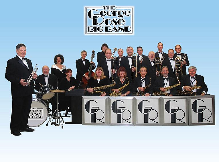 Big Band Brantford Ontario Orchestra Music Hamilton Jazz